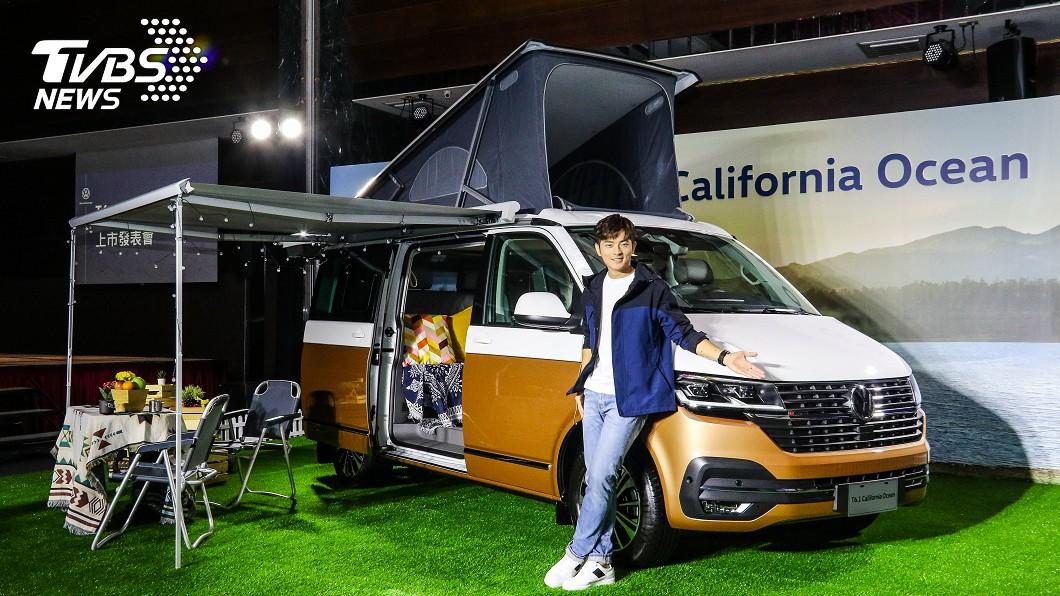 T6.1 California車系中的頂規型車T6.1 California Ocean以318.8萬元起價格正式上市。 宥勝捨豪宅全為福斯商旅夢幻露營車 318.8萬起改款上市