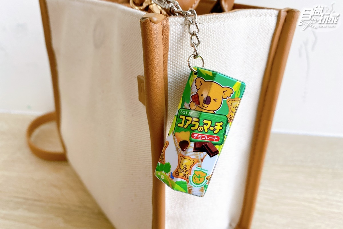 被縮小燈照到!家樂福獨賣「樂天小熊餅乾悠遊卡組」經典六角盒+小熊圖樣太Q