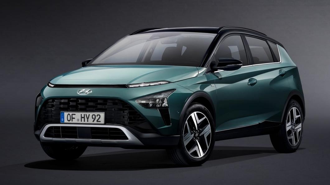 Hyundai將於歐洲推出入門休旅。(圖片來源/ Hyundai) Hyundai再推入門小休旅 Bayon更強調前衛設計與科技質感
