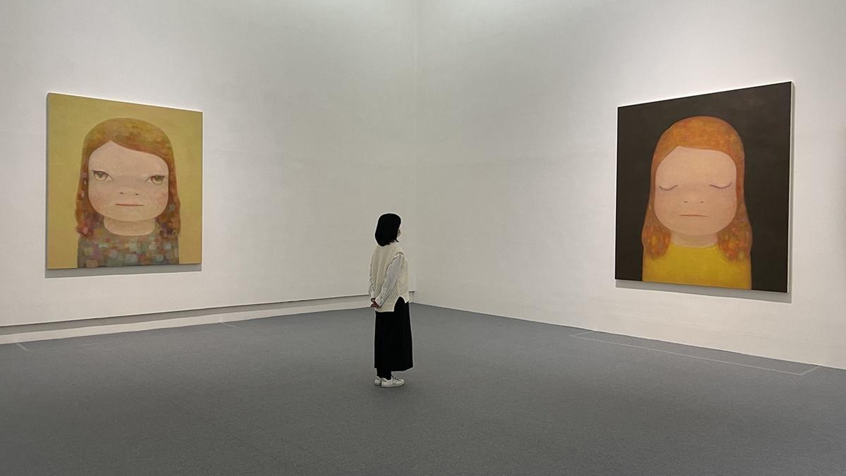 禁拍照、免費入場!「奈良美智特展」開幕亮點搶先看:為台打造新作,多達53件作品可賞
