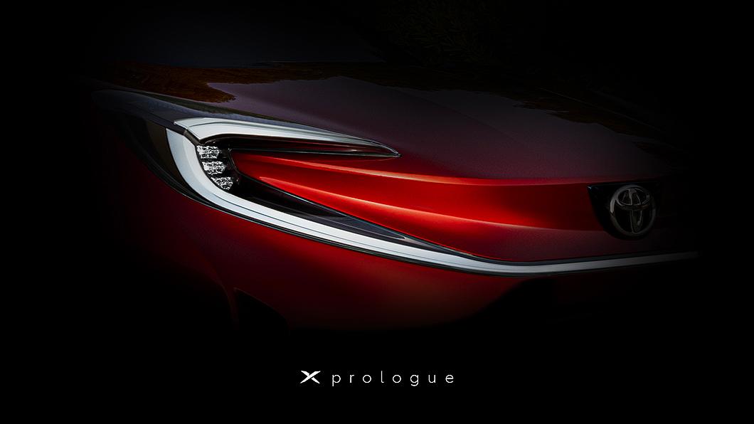 Toyota預告3月17日將揭曉X Prologue樣貌。(圖片來源/ Toyota) Toyota變什麼把戲? X Prologue或許就是純電SUV