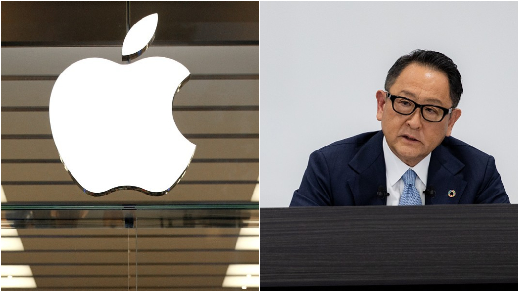 Toyota社長豐田章男警告Apple汽車市場與科技產業有極大差異。(圖片來源/ Toyota、達志影像) Apple Car來勢洶洶 Toyota社長:汽車市場可沒這麼簡單
