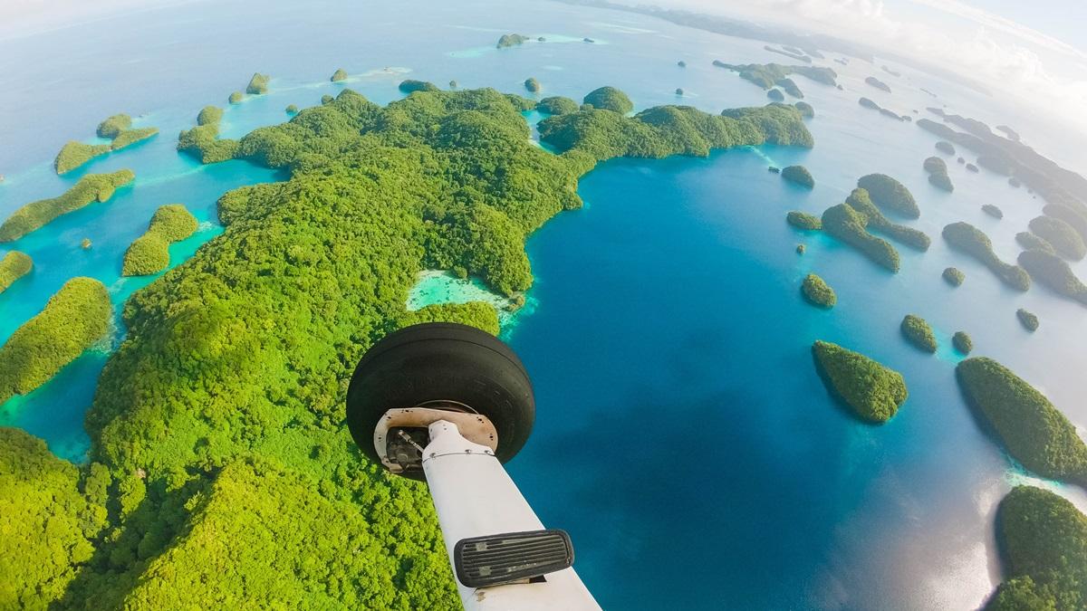搶先出國!只要99元「海上抹茶山」旅遊泡泡這搶,還能免費玩水族館、萬名買一送一券
