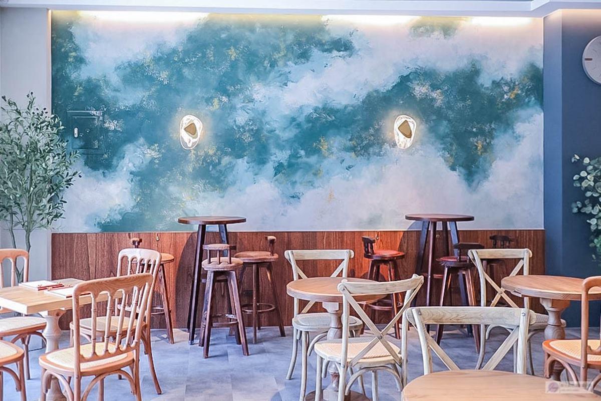 【新開店】打卡當仙女!桃園不限時咖啡廳必拍夢幻月光牆,多汁鴨胸義麵吃完會回味