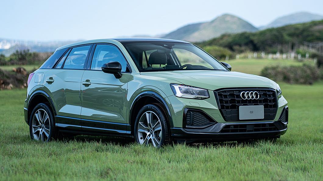 小改款Q2以149萬元起價格正式上市。(圖片來源/ Audi) Q2小改5車型149萬元起上市 SQ2 235萬元同步登臺