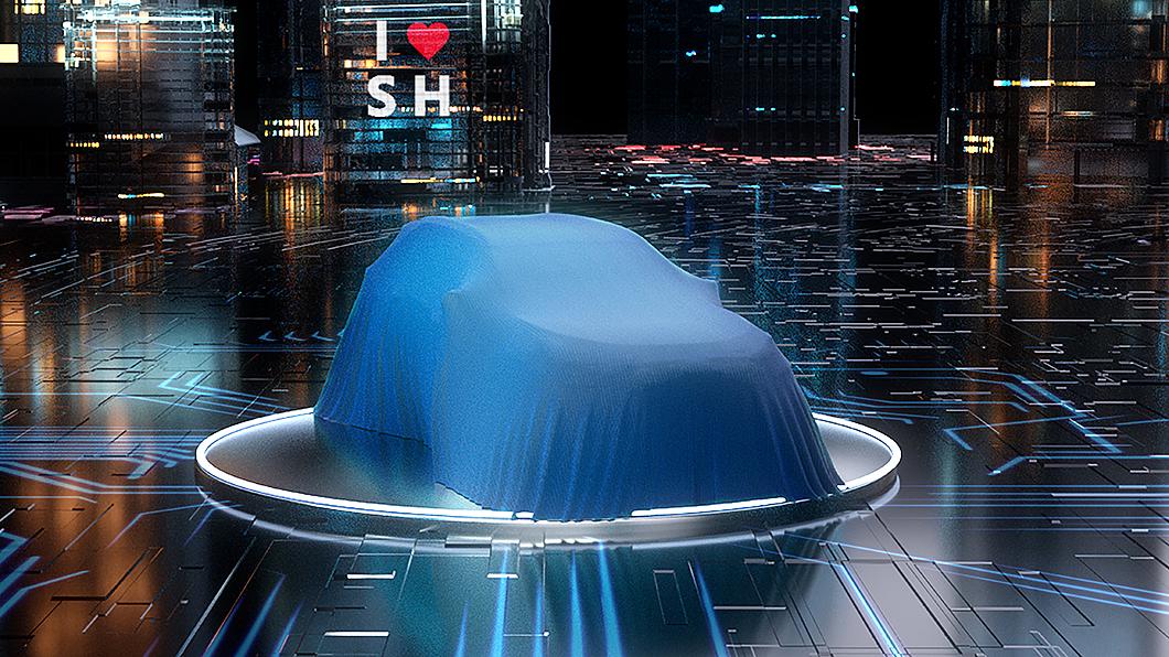 Toyota全新電動中型休旅將在上海車展現身。(圖片來源/ Toyota) Toyota電動中型休旅即將現身 會是特斯拉Model Y最大對手?