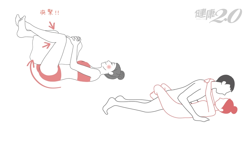 仰臥起坐瘦身當心尿失禁!躺著練2招「陰道運動」活化女性荷爾蒙 緊實陰道又擺脫象腿、肥臀