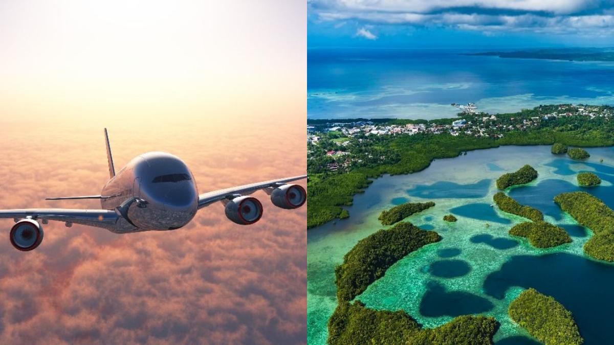 可以出國了!台灣「帛琉旅遊泡泡」4/1首航,防疫5原則、人數上限一次看