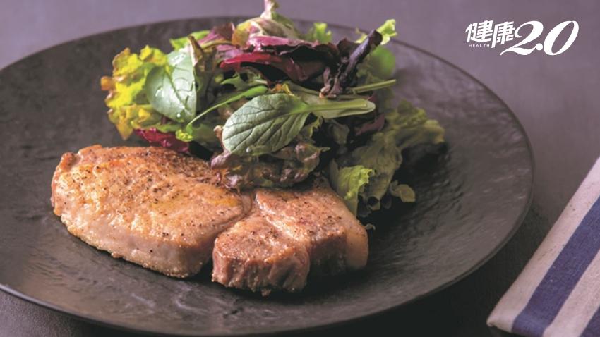 吃豬肉大補元氣!營養師大推2吃法 補充維生素B、快速消除疲勞