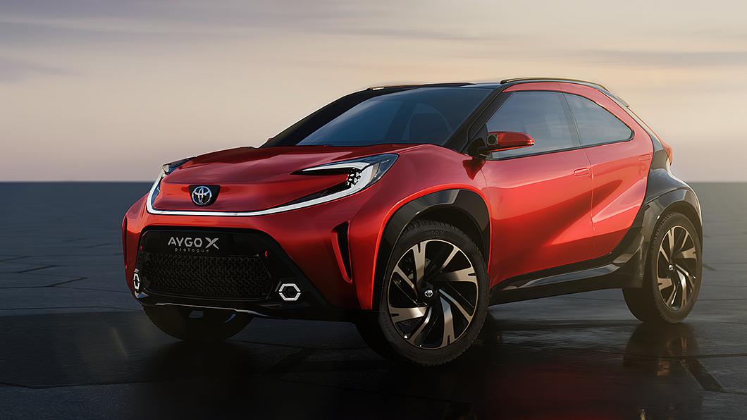 Toyota發表Aygo X Prologue預覽未來都會小車樣貌。(圖片來源/ Toyota) 更便宜的Toyota就是它? Aygo X預覽新都會小車樣貌