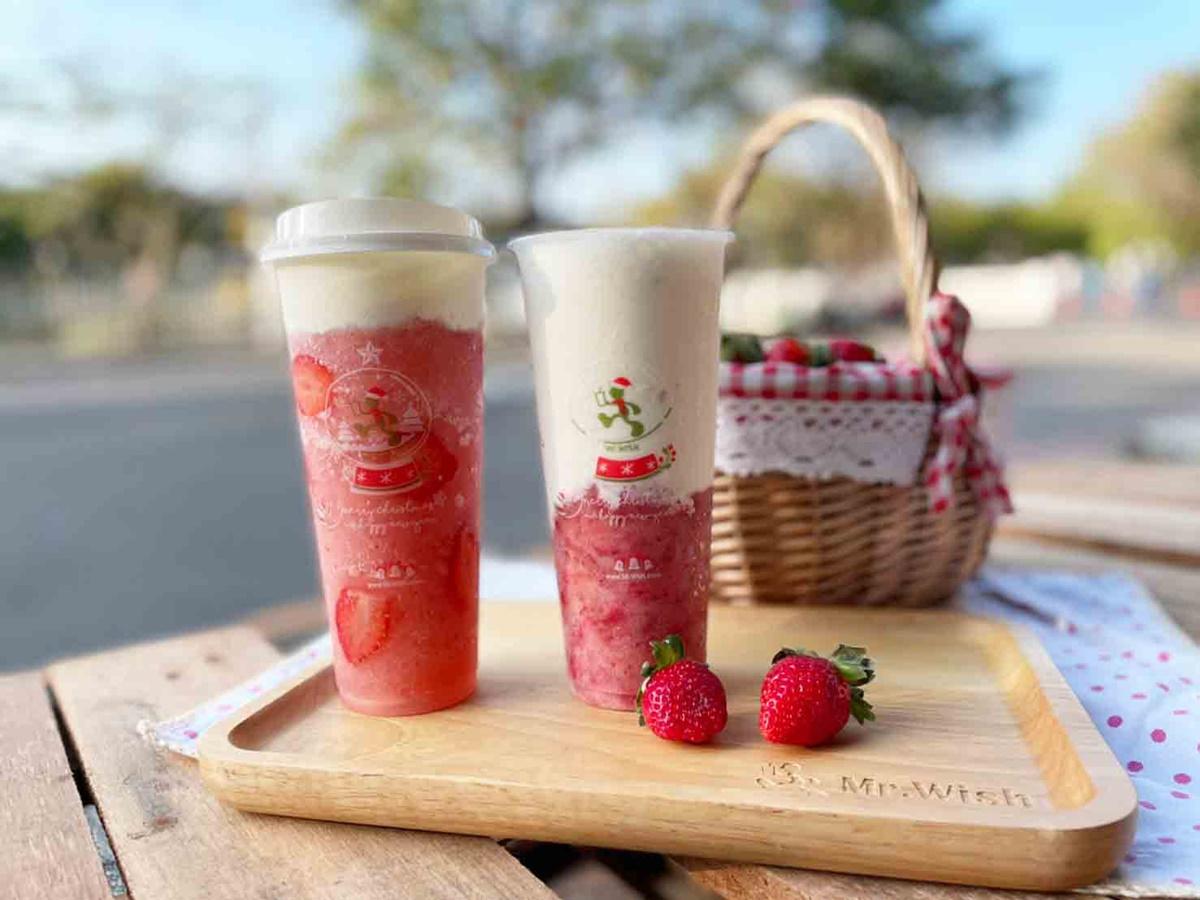身分證「這4碼」免費升大杯!4大手搖飲優惠:綠豆冰沙買一送一、草莓厚奶第2件7折
