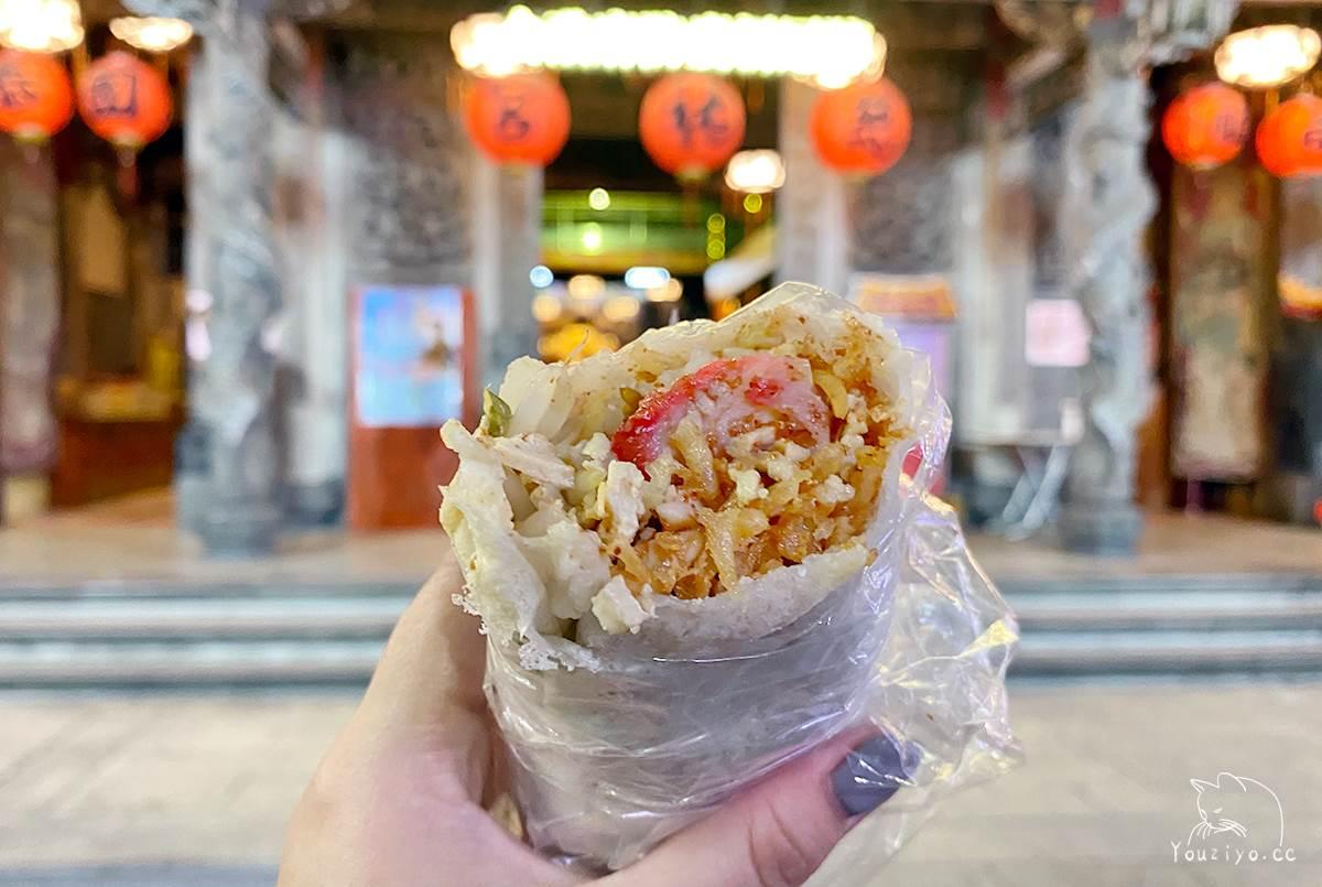 【全台潤餅大PK】北部超欠吃15家:米其林推薦、秒殺烤鴨捲、大腸包小腸入餡
