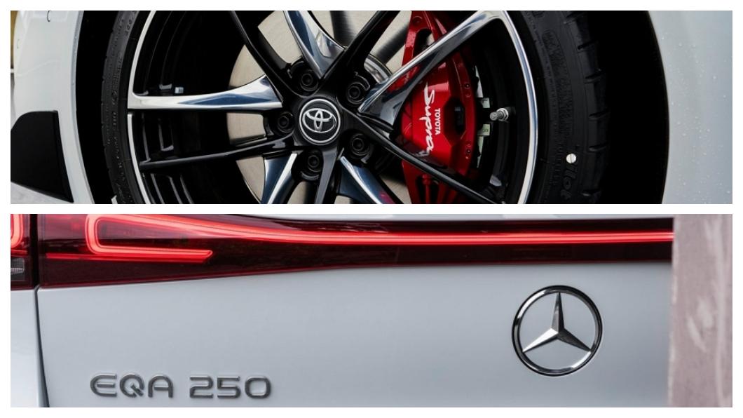 Toyota今年擠下Mercedes-Benz,成為汽車品牌類別中最有價值的企業。(圖片來源/ Toyota、Mercedes-Benz) 賓士星芒失色? Toyota豪取最有價值汽車品牌頭銜
