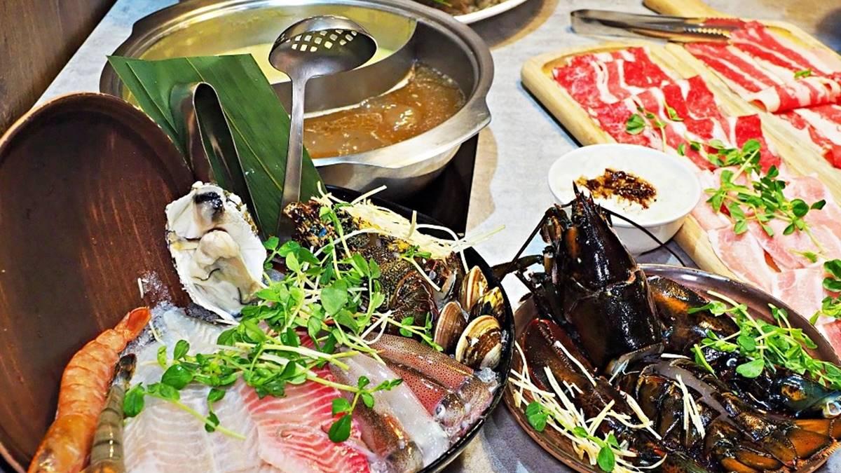 幾歲生日送幾隻!超浮誇鍋物吃不完能「寄蝦」,滿人數再享免費牛舌蛋糕、波士頓龍蝦