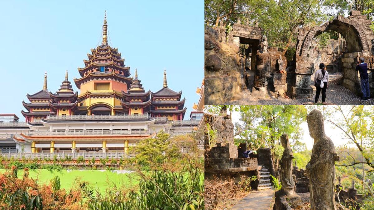 一秒穿越時空!台南隱藏版打卡景點「台版吳哥窟」,頹圮古城、洞穴鐘乳石超好拍