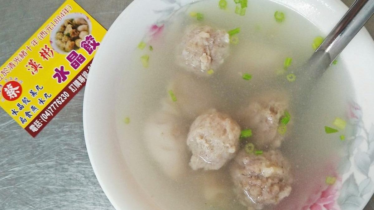 在地人最愛!鹿港第一市場6攤古早味:隱藏版鴨肉冬粉、50年芋丸湯、百年水晶餃
