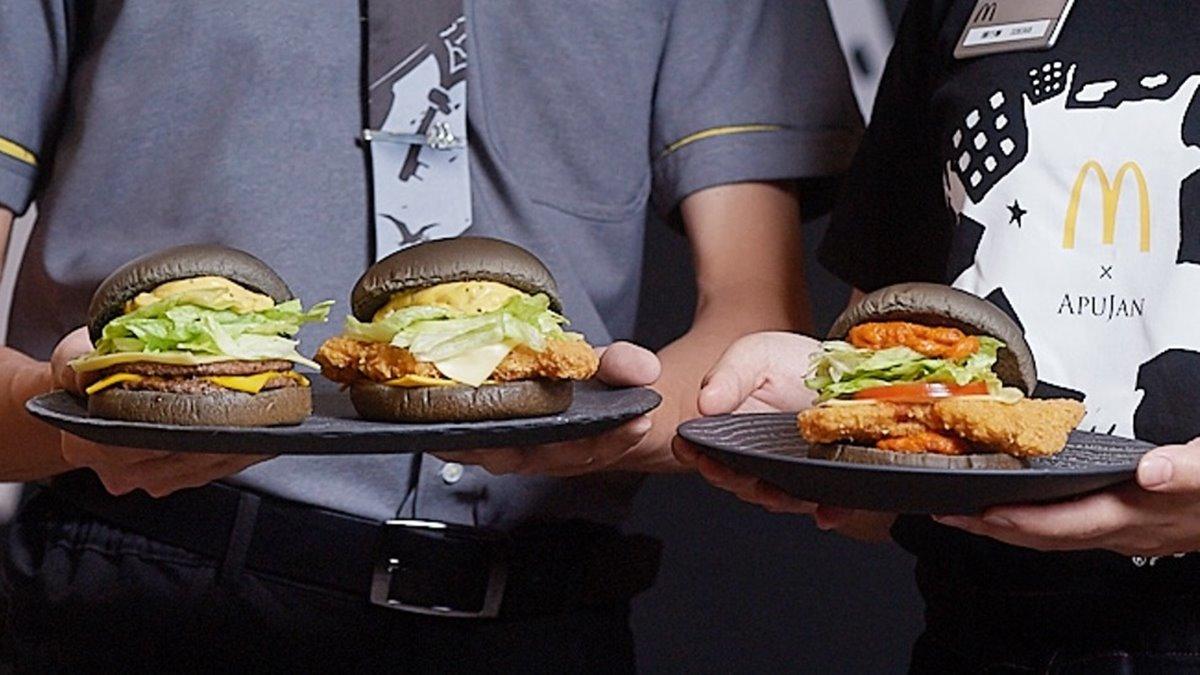 最帥「雙牛起司黑堡」回歸!麥當勞同步開賣「雙倍OREO冰炫風」,再送1包Mini OREO