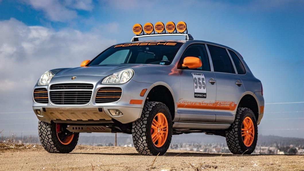 保時捷在跑車領據有著相當卓越的成績,但其實這個品牌也曾挑戰過越野賽事。(圖片來源/ Bring a Trailer) 開Porsche也能越野! Cayenne越野車有行無市?