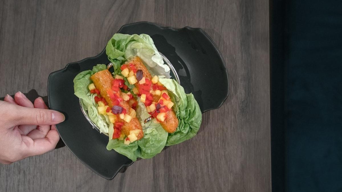 【新開店】水水嘗鮮!新美式料理必點「粉紅胡椒」櫻桃鴨,創意「熱狗」有濃濃蝦味