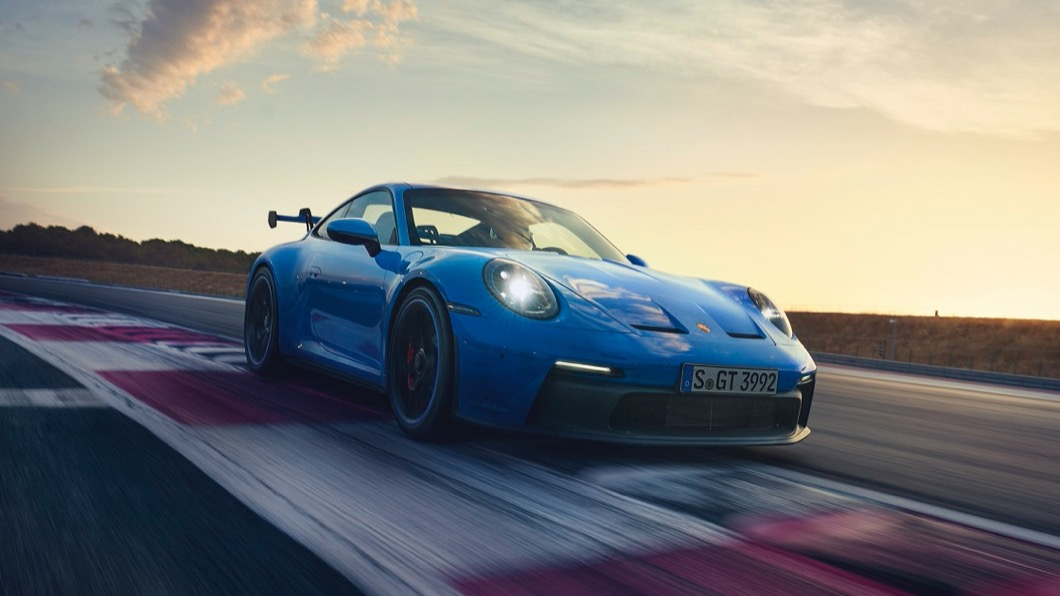 全新第七代Porsche 911 GT3於2021年2月全球首演。(圖片來源/ Porsche) 更輕、更強!售價899萬起 Porsche 911 GT3台灣開賣