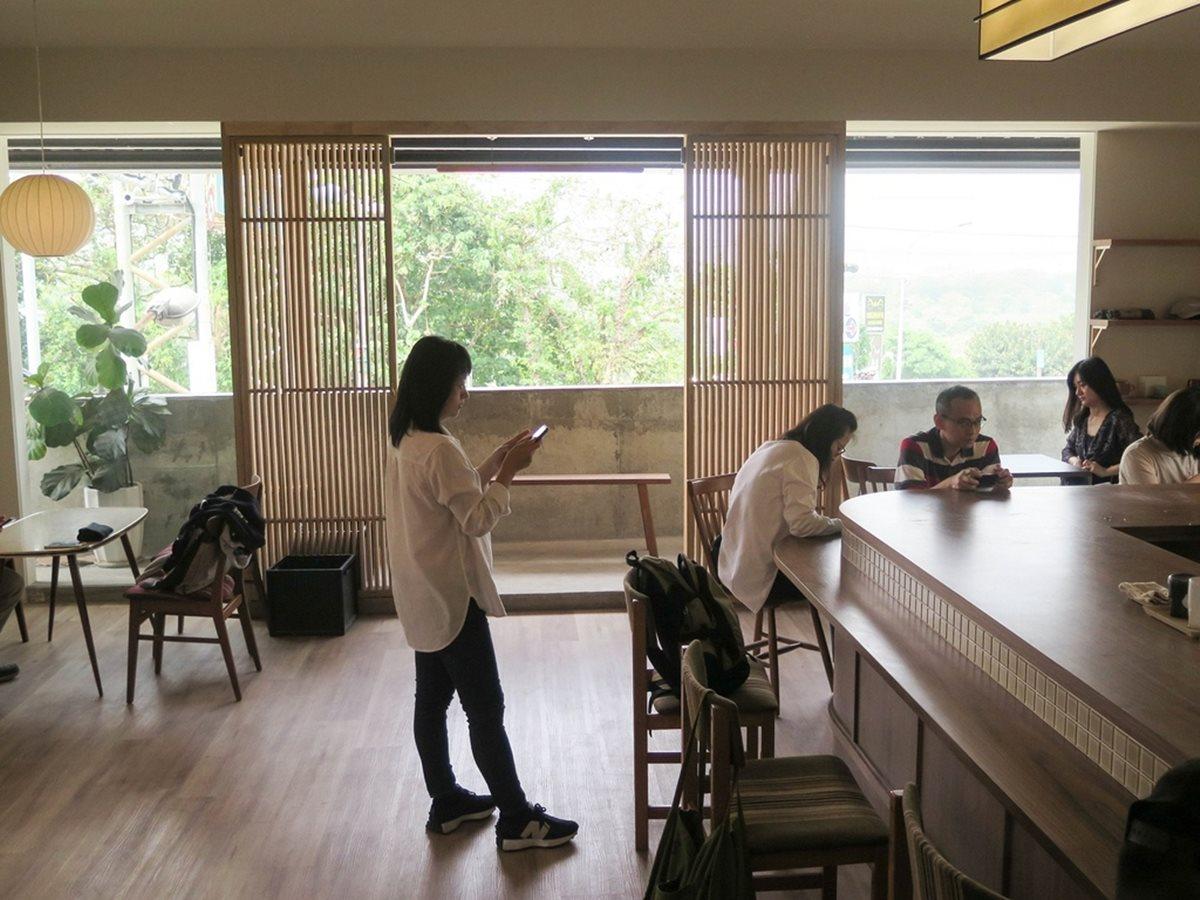 【新開店】遠眺新店溪畔!「京都風」咖啡館打卡日式家屋,必點入口即化巴斯克