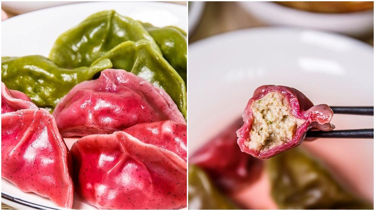 【新開店】來花蓮就要吃這個!彩色餃子店超狂口味:馬告檸檬、吉安三寶、剝皮辣椒入餡