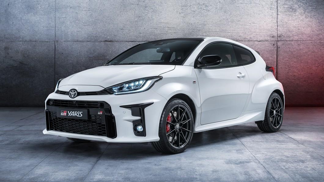 GR Yaris正式以185萬元起價格展開預售。(圖片來源/ Toyota) GR Yaris預售價185萬起 首批限量僅有30輛