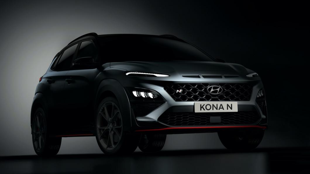 全新2022年式Kona N將換上全新開發的8速雙離合器變速箱。(圖片來源/ Hyundai) 打開推進器吧! 全新Kona N竟有20秒「推進」功能?
