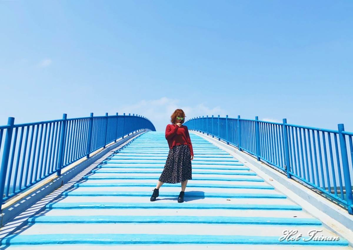 澎湖花火節必衝!18處IG打卡點:地中海風天梯、飛碟觀景台、呂洞賓足跡