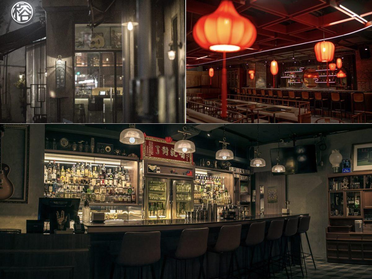 一次喝15家風格酒吧!一日限定「無夜城」:吧沐、榕RON、隱士、弎樓齊聚松菸