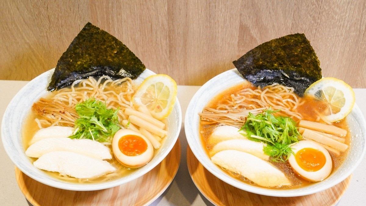 日本人氣柚子拉麵這裡吃得到!必點跳tone柚香醬油,湯頭回甘不輸東京AFURI