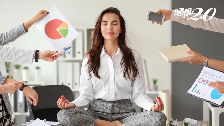 健康長壽關鍵4字訣!養生名醫教你慢呼吸 切換腦波、減少能量消耗
