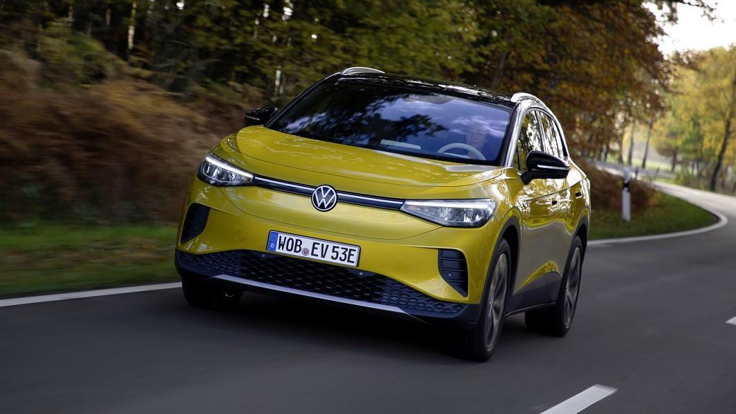 Ford將推出與Volkswagen ID.4共享平台的電動SUV作品。(圖片來源/ Volkswagen) Ford版本ID.4? 福特與福斯雙生電動車預計後年亮相