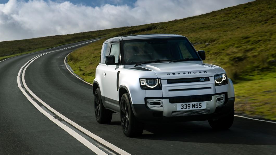 Defender 90三門短軸車型現身能源局油耗測試名單中。(圖片來源/ Land Rover) 三門Defender確定會來! 有望年底前上市開賣