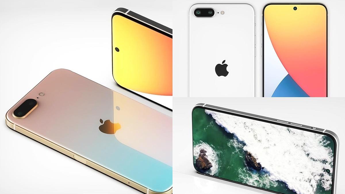 庶民果粉尖叫!平價版iPhone SE瀏海完全消失,還有Touch ID變電源鍵