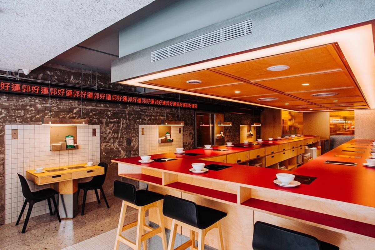 【新開店】餐酒館跨足火鍋店!「好運郭」用餐試手氣,天天送肉盤、最大獎整單免費吃