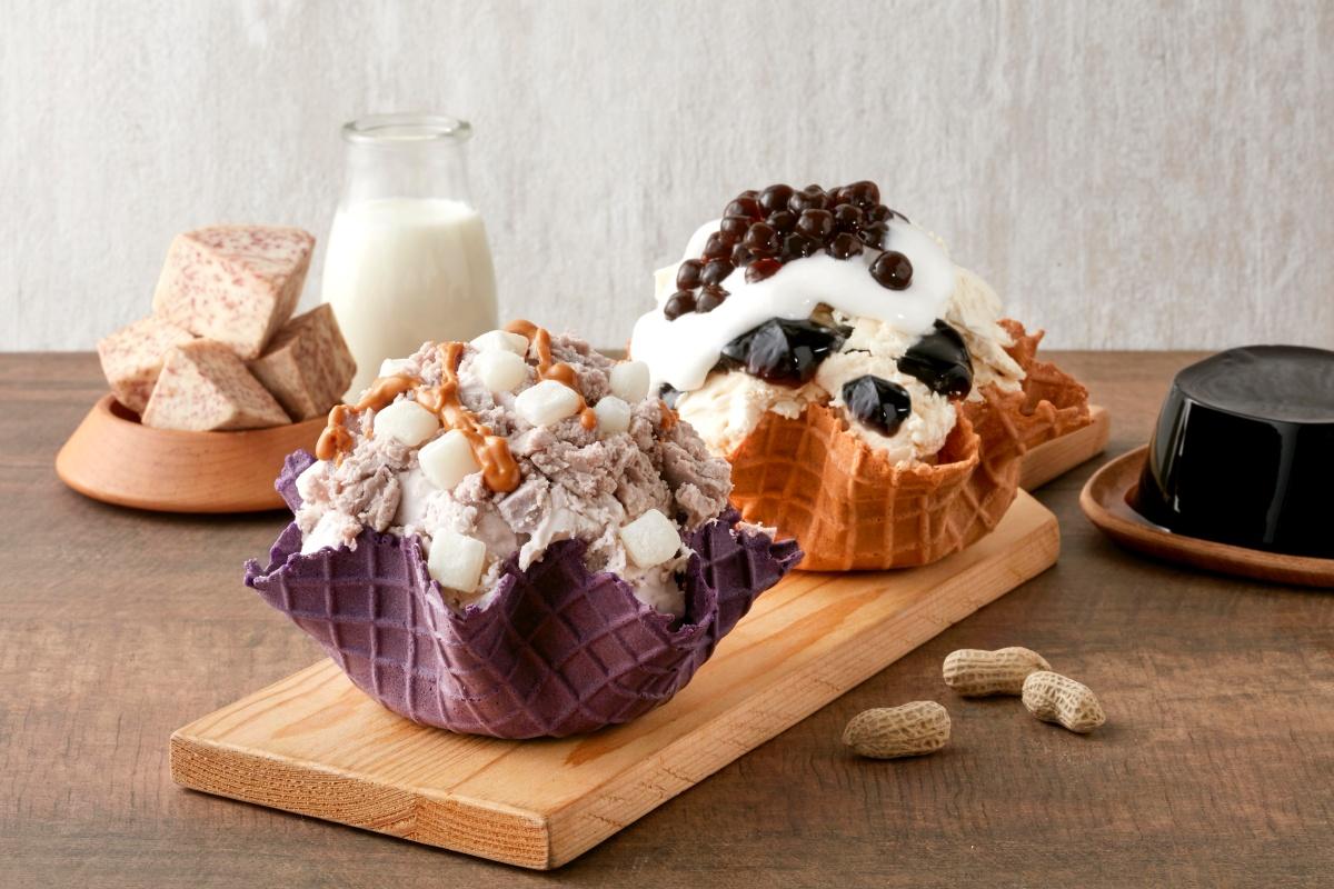1個月免費吃冰!COLD STONE天天抽「冰淇淋買一送一」,加碼推「長崎蜂蜜冰心蛋糕」
