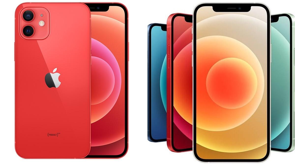 最新蘋果手機「不到1折」!iPhone 12只要1818元這天開搶,還有1元夯品