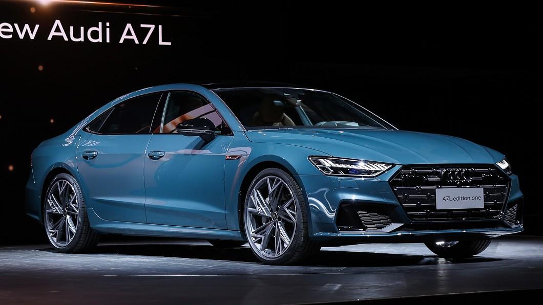 Audi與上汽奧迪於2021年上海車展為中國大陸發表A7L長軸車型。(圖片來源/ Audi) 然後A7就變成房車了 Audi A7L長軸車型登場