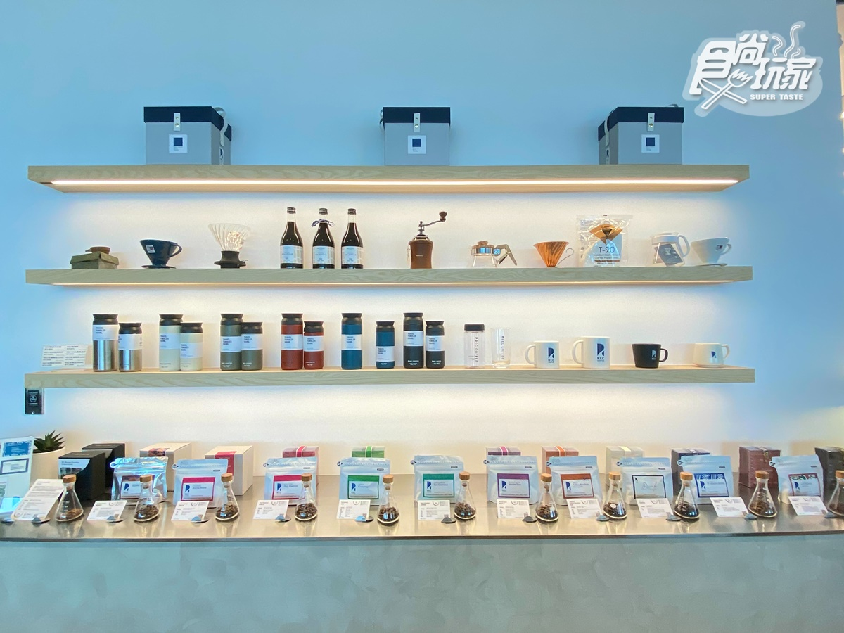 【新開店】26樓高空喝咖啡!日本世界級「REC COFFEE」在台中,獨家餐點、候位須知6大直擊