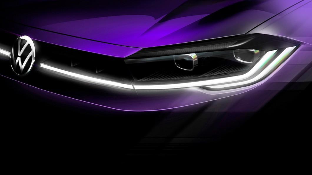 Volkswagen預告Polo小改款將於4月22日發表。(圖片來源/ Volkswagen) 這條下眼線有勾人 Polo小改款預告22日發表