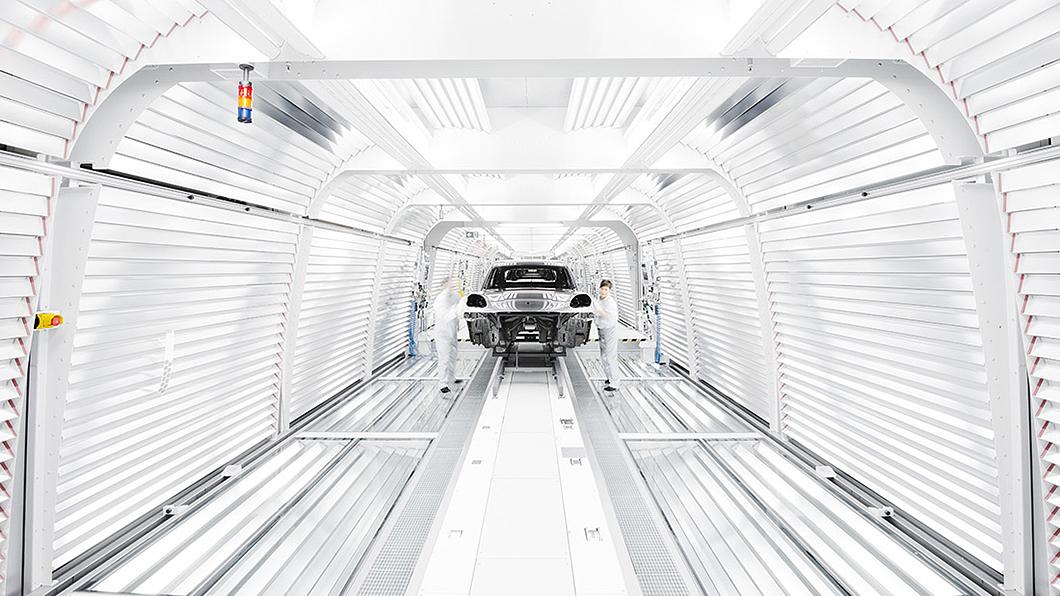 電動版Macan預計於2022年推出。(圖片來源/ Porsche) 電動版Macan預計明年現身 現行汽油版還有最後一搏?