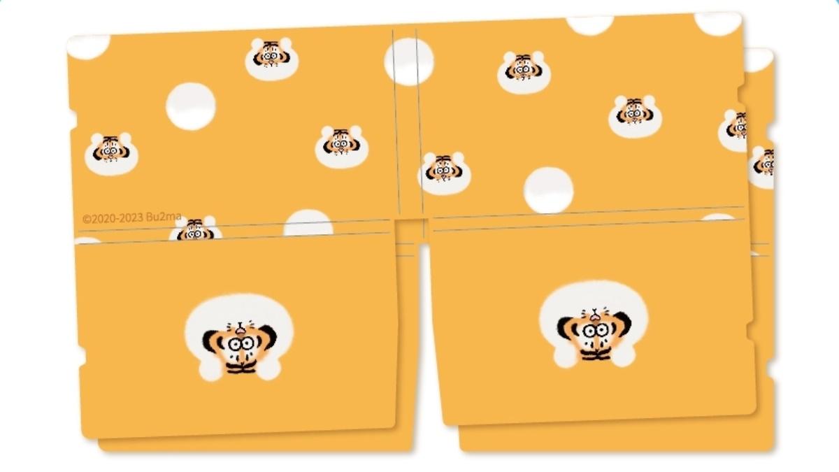 胖虎+小虎一起出動!不二馬胖虎系列第二彈加碼送「口罩暫存夾」,小七獨家預購