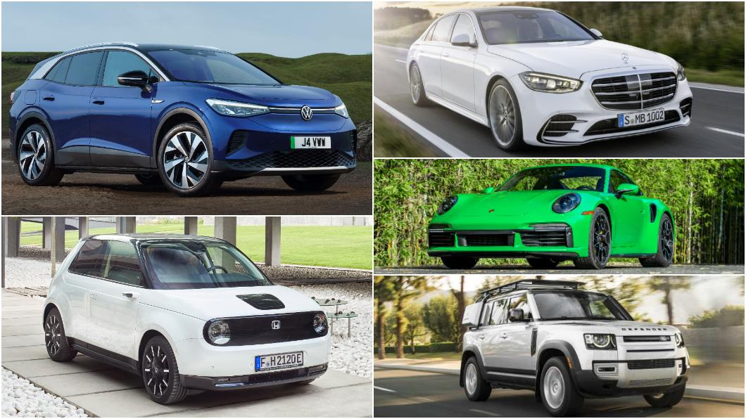 2021年度世界風雲車評選結果正式出爐。(圖片來源/ World Car Awards)  ID.4搶世界風雲車頭銜 臺灣導入還有待環境配合