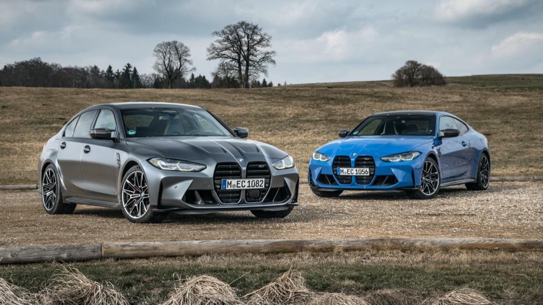 BMW在日前正式發表搭載M xDrive四輪傳動系統的M3/M4 Competition。(圖片來源/ BMW) 搭載四傳系統加速更猛、還能甩尾! M3/M4 M xDrive車型發表