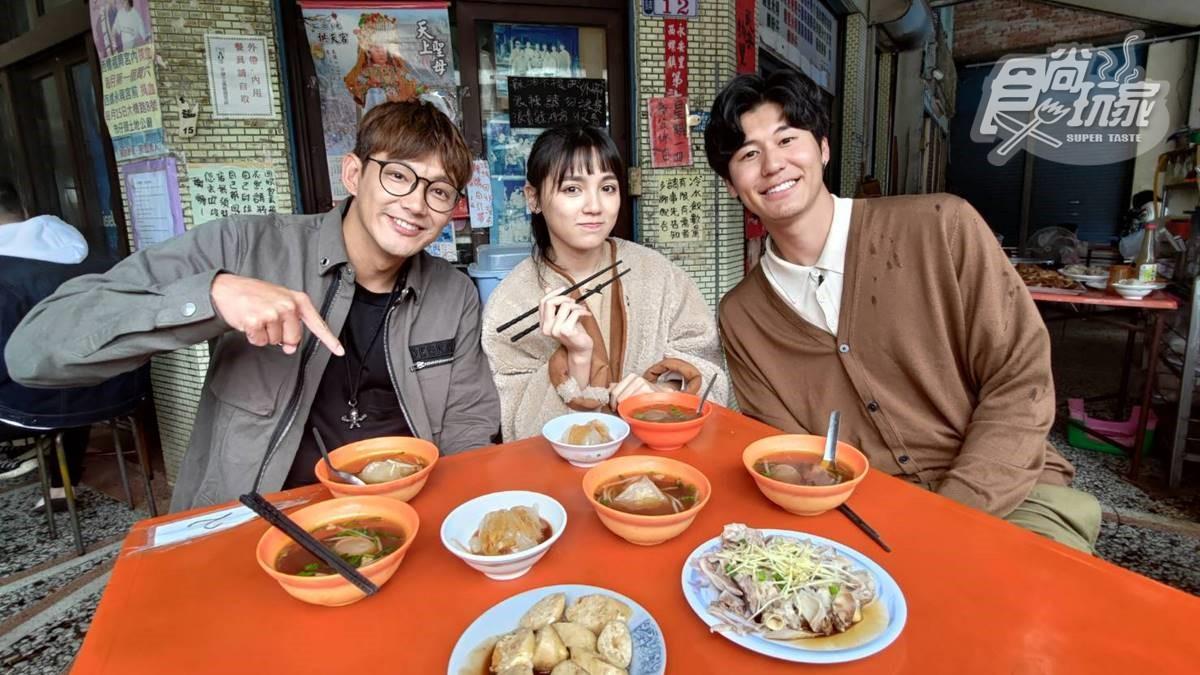 4/23 節目《熱血48小時》店家資訊:台灣怪奇美食
