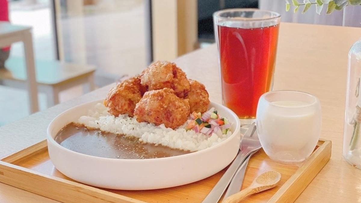 台中6家Google 4.4星以上咖哩:印日混搭、開店1小時完售、雞排+涮豬+雞塊3主菜