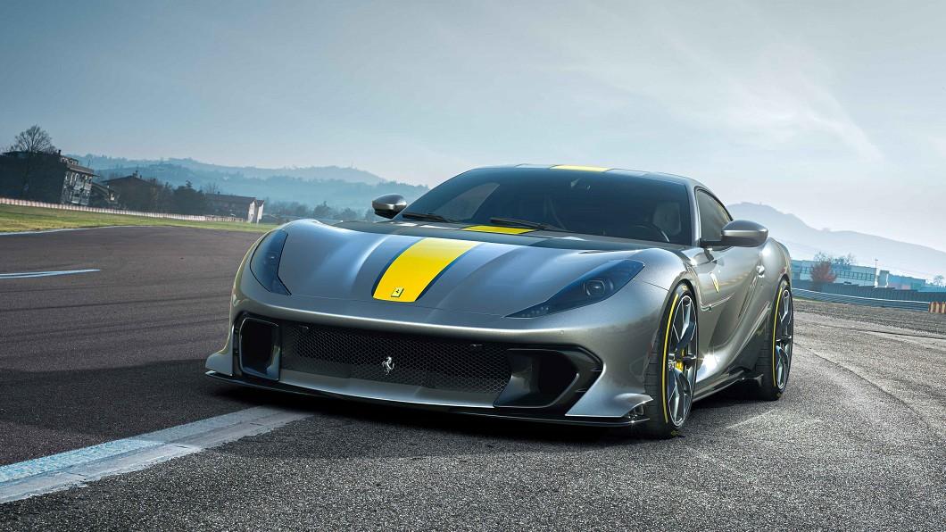 圖:法拉利V12限量版以破紀錄的高轉速,讓最高輸出功率提升至830 cv。(圖片來源/ Ferrari) 法拉利812限量版調到830匹 最強V12車型預告5/5發表