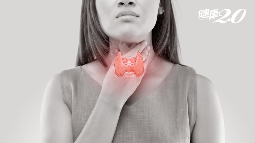 甲狀腺疾病好發女性!甲狀腺癌治癒率高嗎?不留疤有方法