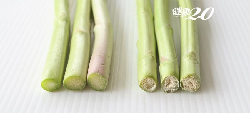 吃蘆筍正當時!防大腸癌、防高血壓、強化血管…挑水嫩蘆筍看3部位